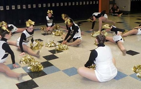 Gallery: Dance team performs at Liberty Classic