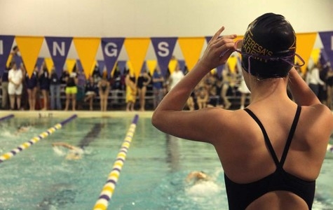 STA swim team participates in first meet
