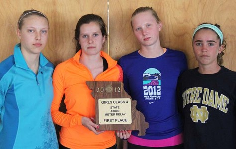 State-winning relay team looks to repeat title