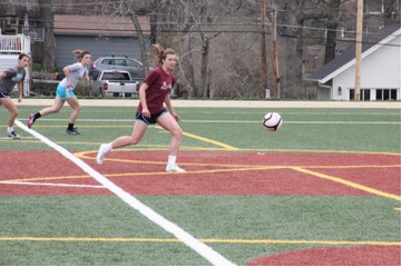 Soccer team sees early season successes
