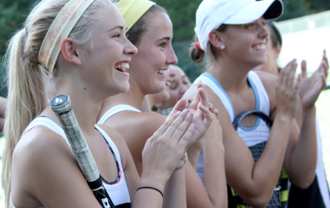 STA tennis team defeats St. Joseph Central