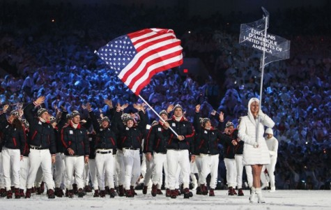 Russia impresses with Olympic ceremonies