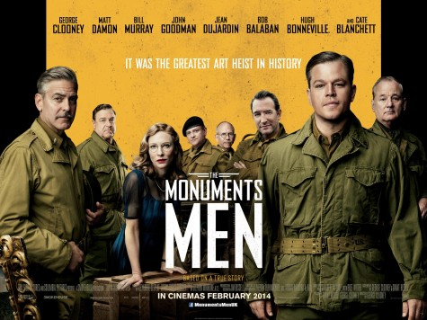 """""""The Monuments Men"""" lives up to expectations"""