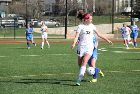 STA soccer attends WIN for KC luncheon
