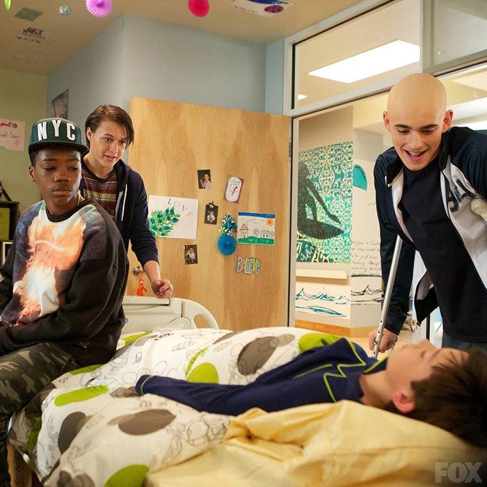 Red Band Society leaves me seeing red