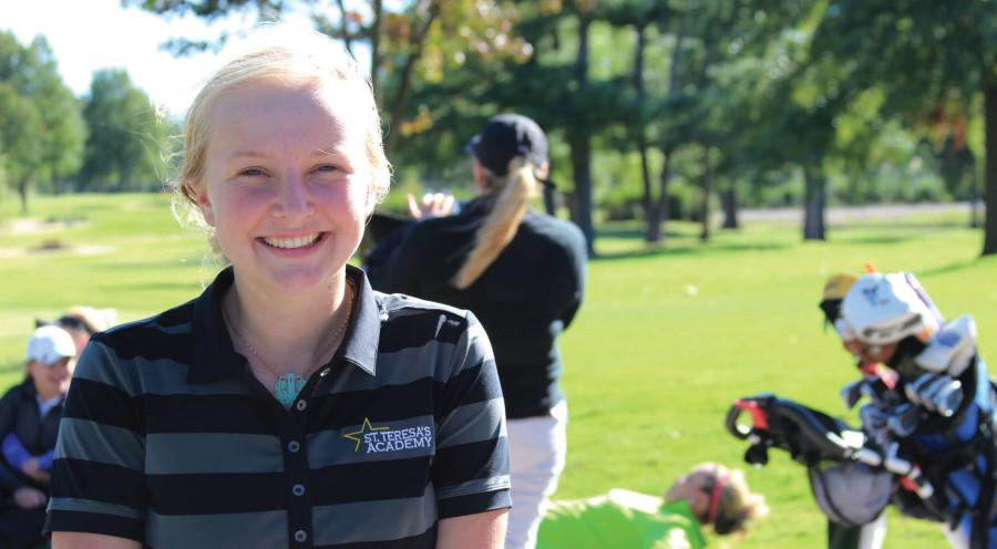 Golfer competes in State tournament