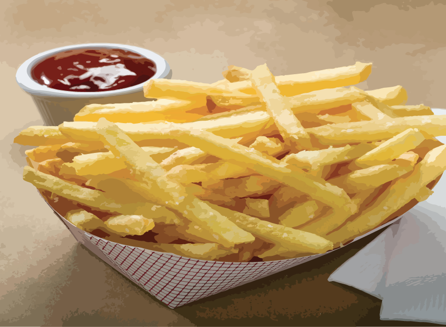 Nobody+Puts+Kenzie+In+The+Corner%3A+Fries+Are+Disgusting+Too%2C+Actually+