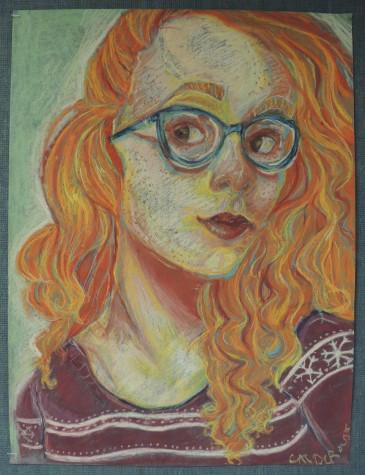Students submit work to nationwide arts contest
