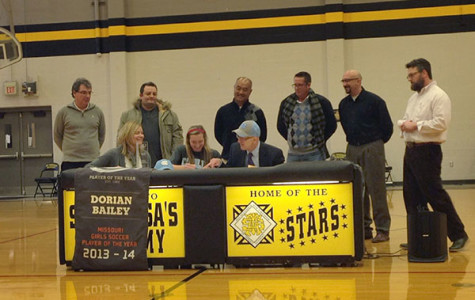 Bailey commits to play soccer at University of North Carolina