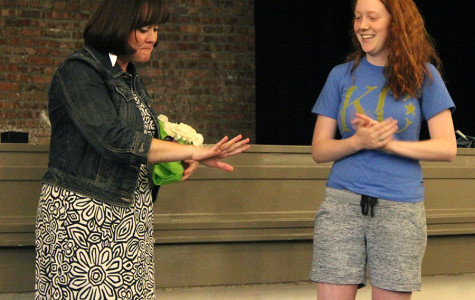 Gallery: English teacher receives class ring