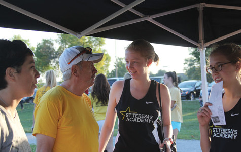 Egner coaching cross country after sixteen years