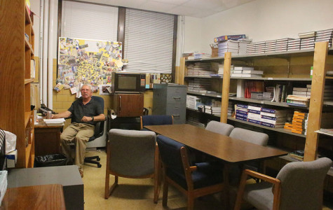 STA Cribs: Egner's new room