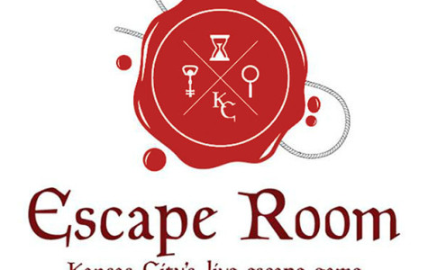 This is the emblem of Escape Room Kansas City. photo courtesy of the Escape Room Kansas City Facebook page