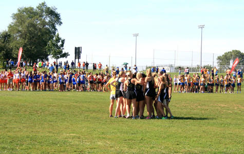 Cross Country competes at St. Thomas Aquinas Invitational