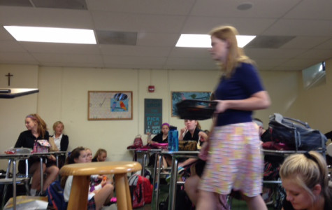 STA debate team prepares for first competition