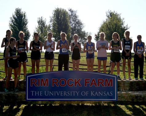 Cross country places third in first meet