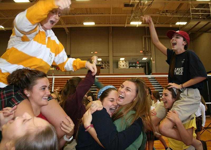 Gallery: Fall Sports Pep Rally