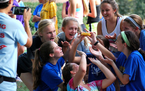 Cross Country Twinkie Relay