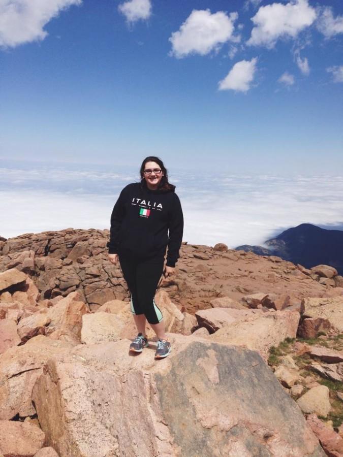 Pikes Peak in Colorado