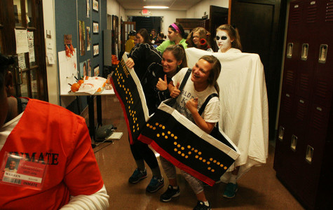 Gallery: Halloween at STA