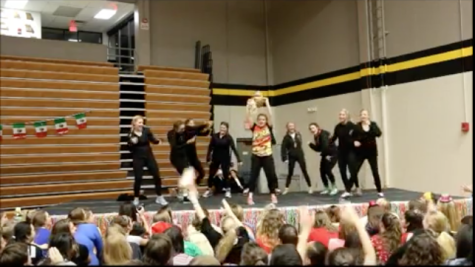 DartTube: Senior Airbands 2015