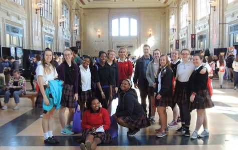 Students attend Global Student Fair