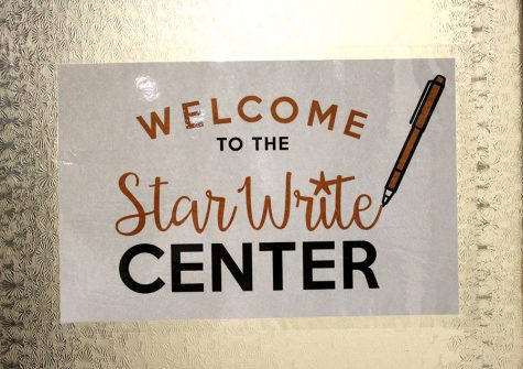 English department introduces writing center