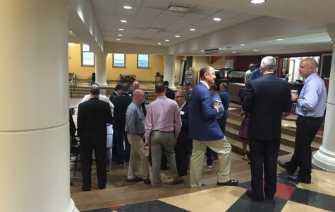 St. Joseph's Society hosts father's breakfast