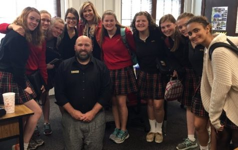 41 Action News' Christa Dubill visits STA
