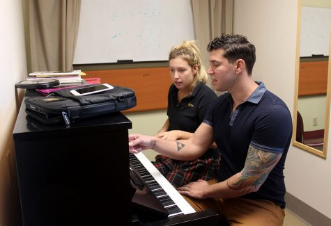 Administration lifts ban on choir practice rooms