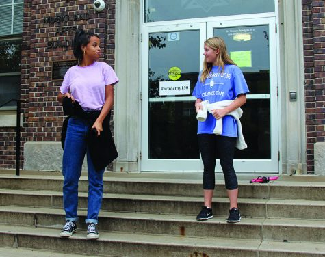Students and administration address the dress code