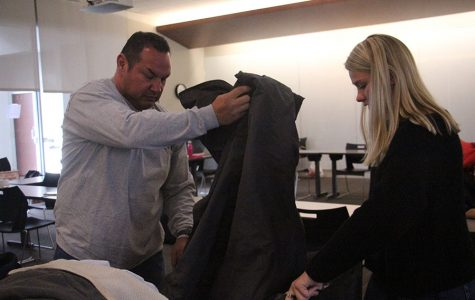 STA coat drive attempts to set world record