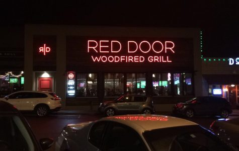 Red Door Woodfired Grill recently opened their new location. The grill is located in Brookside. photo by Maureen Burns