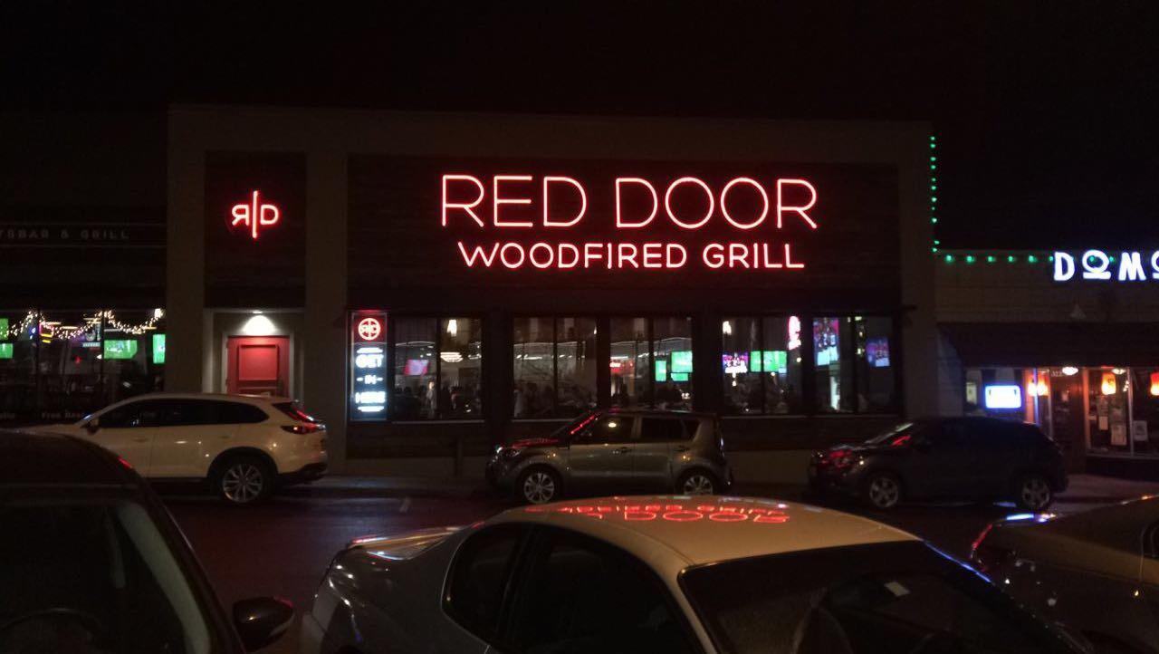Meet Me Behind The Red Door Dartnewsonline