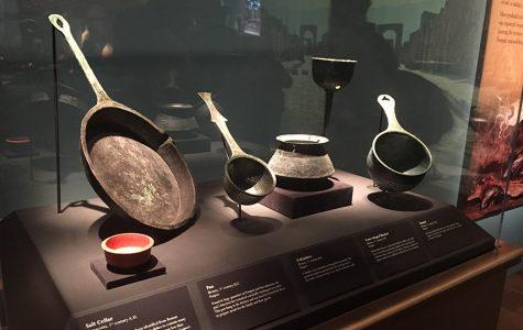 Pompeii exhibit premiers at Union Station