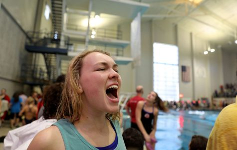 Starfish compete at State