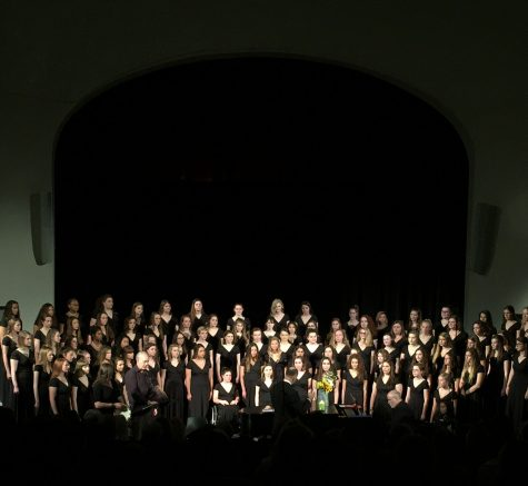 STA choir hosts annual Spring Concert