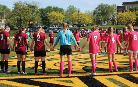 Gallery: Pink-out soccer game