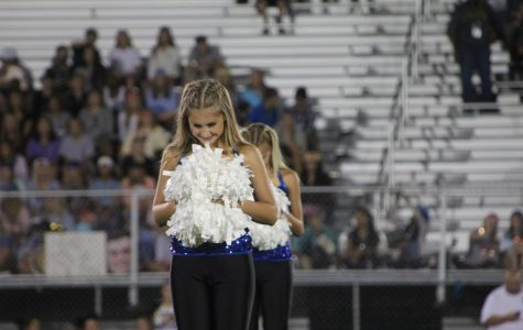 Gallery: Dance Team Performance at Rockhurst Game