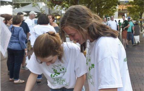 Volunteers are the Fuel of Irish Fest