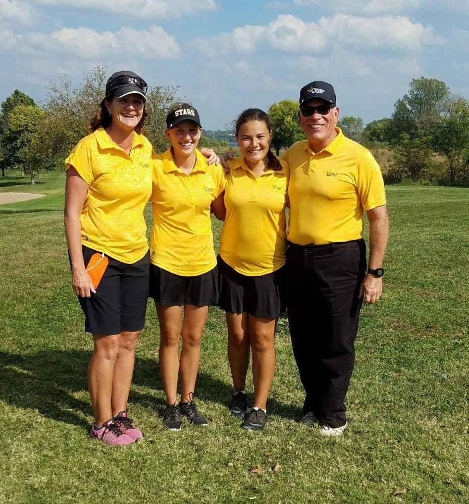 Varsity golf team ties third with Blue Springs at Sectionals