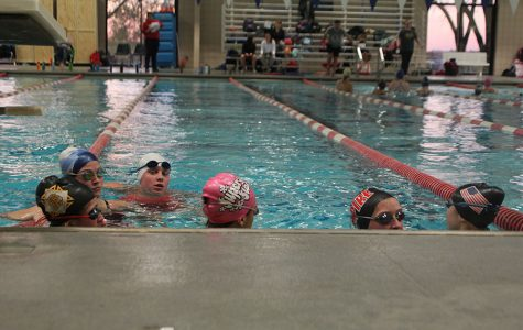 Swim team tryouts see a big turnout for potential athletes