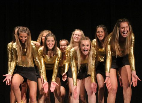 Senior Airbands 2017: Gallery & Videos