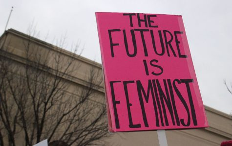 Gallery: Thousands gather in Lawrence for Women's March