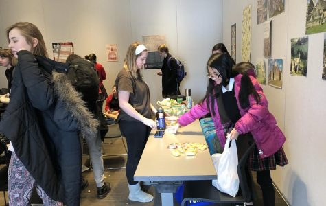 Asian cultures club holds fundraiser