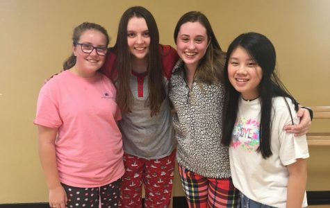STEM Club hosts Pajama Day fundraiser