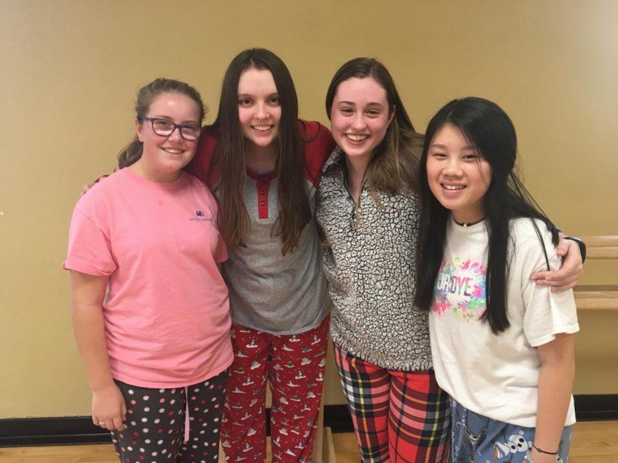 STEM Club hosts Pajama Day fundraiser