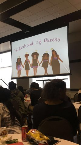 Students attend the Women of Color Conference
