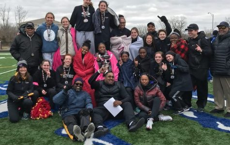 Stars place first at first track meet of the season