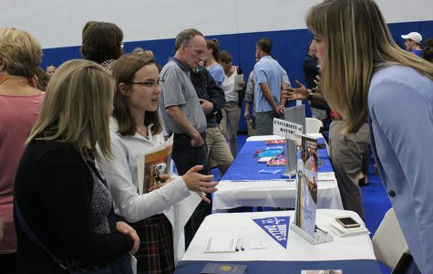 Annual college fair held at Rockhurst